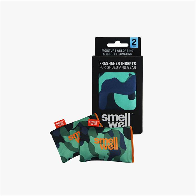 SMELLWELL FRESHENER INSERTS CAMO GREEN