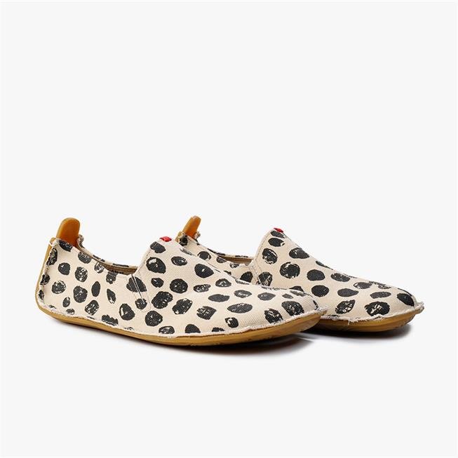 ABABA CANVAS DOTS WOMENS
